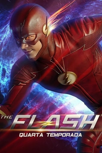 Flash 4ª Temporada - Poster