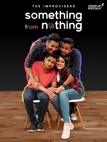 Poster of The Improvisers: Something from Nothing