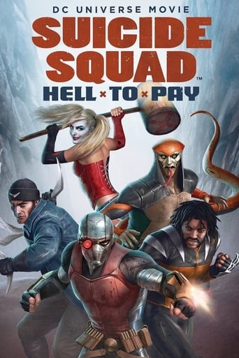 The Suicide Squad: Hell to Pay (2018) movie poster image