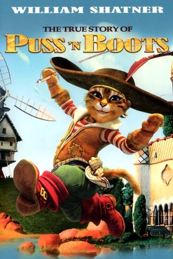 Watch The True Story of Puss 'n Boots Free Online Solarmovies
