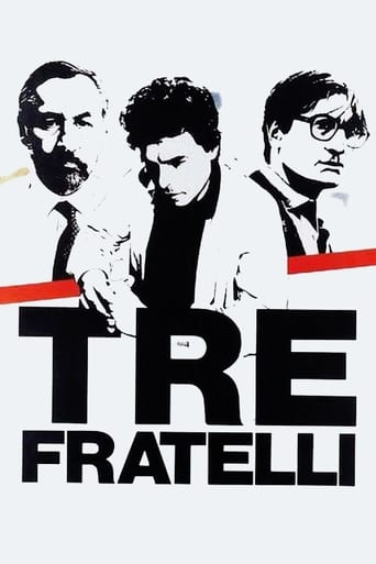 Poster of Three Brothers
