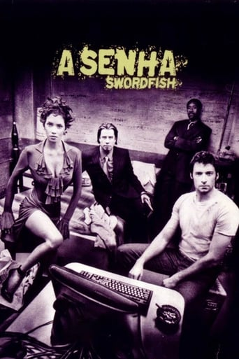 A Senha – Swordfish – BluRay 1080p Dublado – Torrent Download (2001)