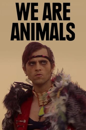 Poster of We Are Animals