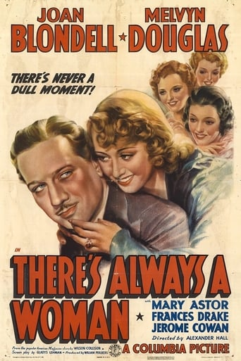 Poster of There's Always a Woman