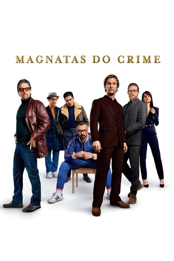 Magnatas do Crime - Poster