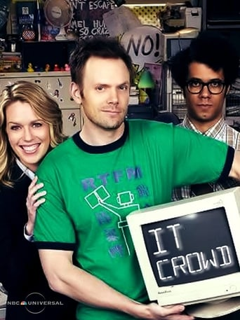 Capitulos de: The IT Crowd