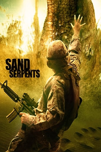 Poster of Sand Serpents