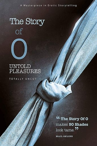 Poster of The Story of O: Untold Pleasures