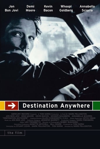 Poster of Destination Anywhere