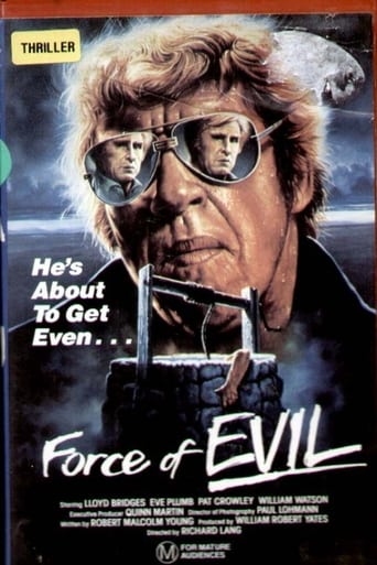 Poster of The Force of Evil