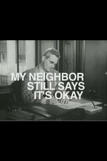 My Neighbor Still Says It's Ok