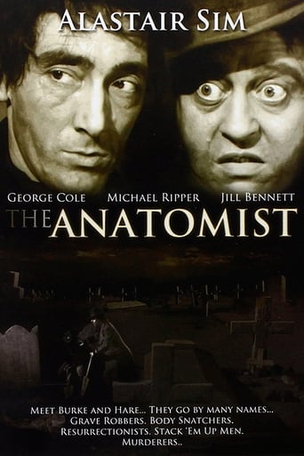 Poster of The Anatomist