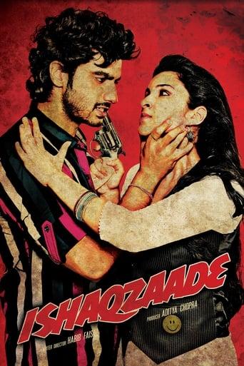 Ishaqzaade poster