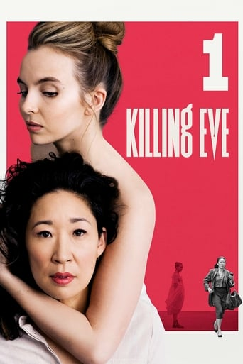 Killing Eve 1ª Temporada - Poster