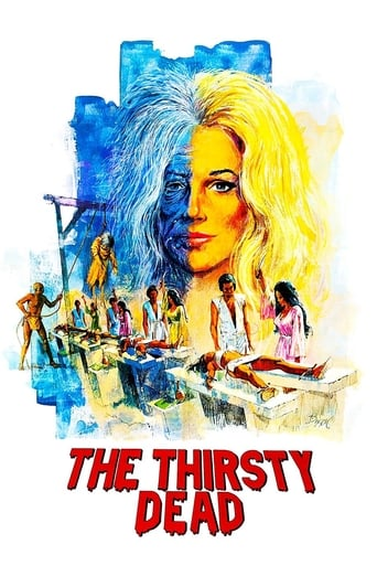 Poster of The Thirsty Dead