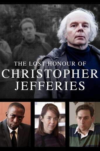 Poster of El honor perdido de Christopher Jefferies