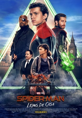Poster of Spider-Man: lejos de casa