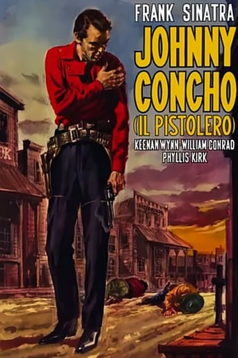 Poster of Johnny Concho