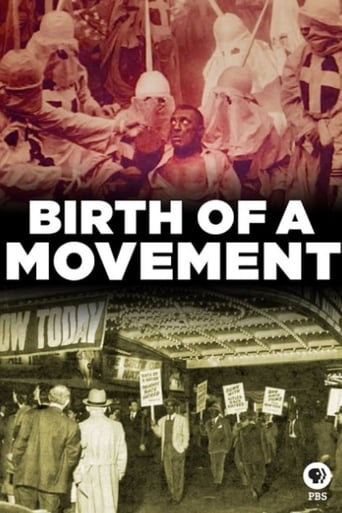 Poster of Birth of a Movement