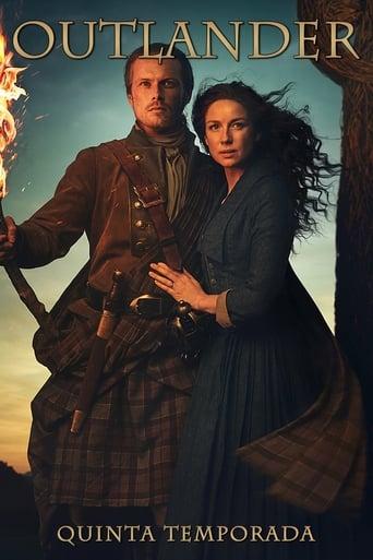 Outlander 5ª Temporada - Poster