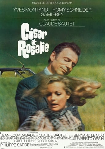 Poster of Cesar and Rosalie