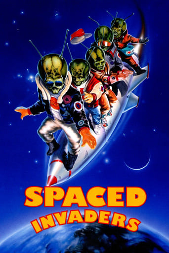 Poster of Spaced Invaders