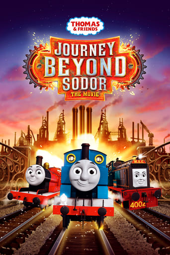 Poster of Thomas & Friends: Journey Beyond Sodor