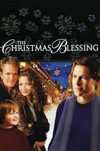 Poster of The Christmas Blessing