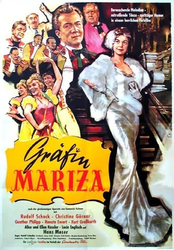 Gräfin Mariza Movie Poster