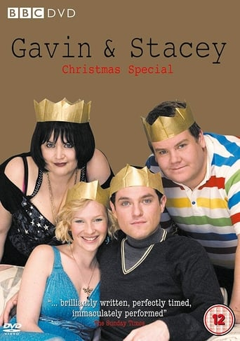 Poster of Gavin and Stacey: Christmas Special