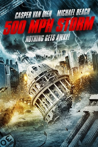 Poster of 500 MPH Storm