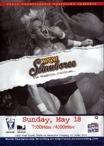 Poster of WCW Slamboree 1997