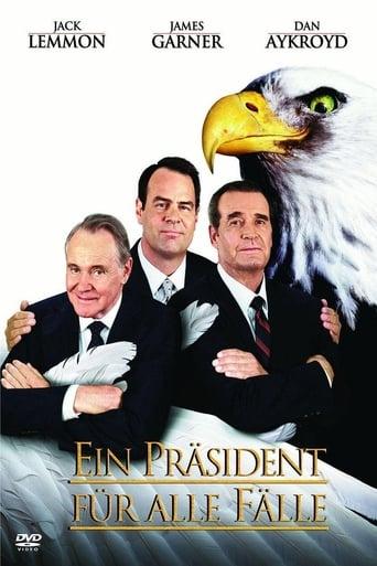 Ein Präsident für alle Fälle - Komödie / 1996 / ab 12 Jahre