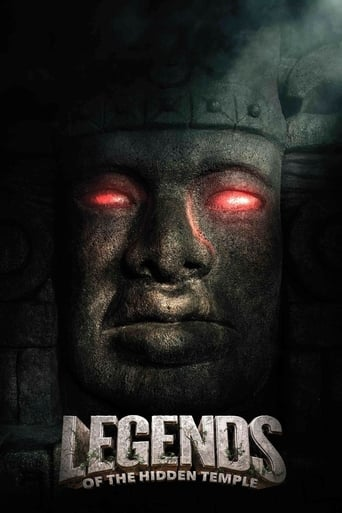 Poster of Legends of the Hidden Temple
