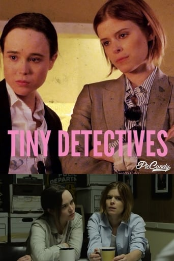 Poster of Tiny Detectives