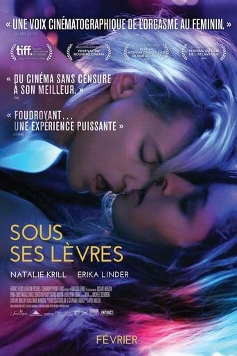 Poster of Sous ses lèvres