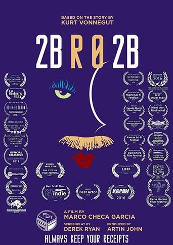 Poster of 2BR02B: To Be or Naught to Be