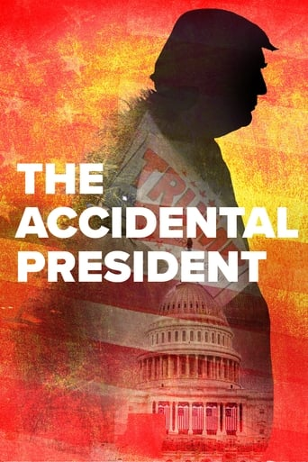 Poster The Accidental President