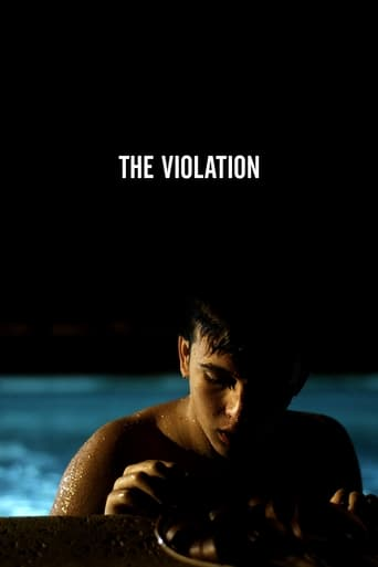 Poster of The Violation