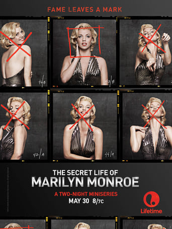 Poster of The Secret Life of Marilyn Monroe