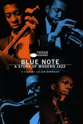 Poster of Blue Note - A Story of Modern Jazz