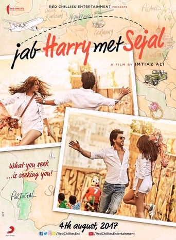 Poster of Jab Harry met Sejal