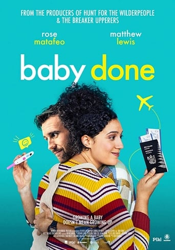 Poster of Baby Done