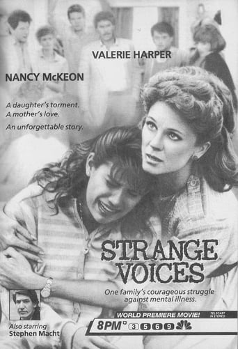 Poster of Strange Voices