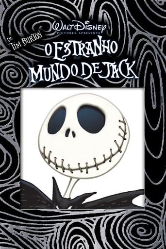 O Estranho Mundo de Jack - Poster