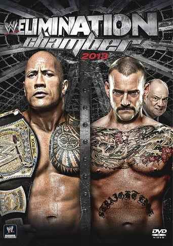 Poster of WWE Elimination Chamber 2013