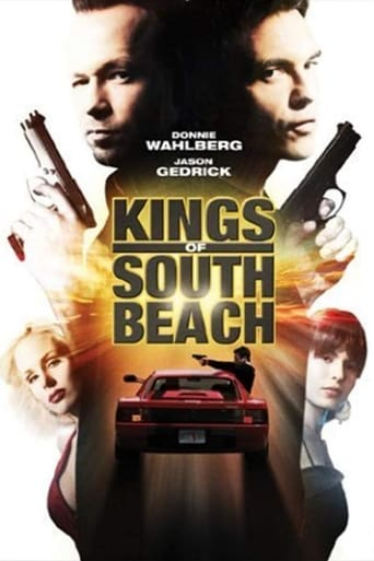 Poster of Kings of South Beach