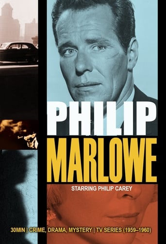 Poster of Philip Marlowe
