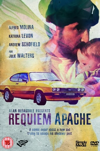 Poster of Requiem Apache