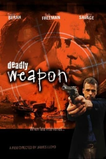Deadly Weapon Movie Poster